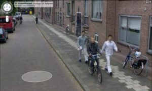 Robbers in Netherlands Snapped on Google Street View