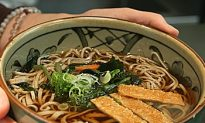 Japanese Noodles a Welcome Summer Treat