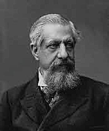 Sir Edwin Arnold. (Public Domain)