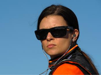 Danica Patrick will apparently drive in both IRL IndyCar and NASCAR Nationwide in 2010. (Robert Laberge/Getty Images)