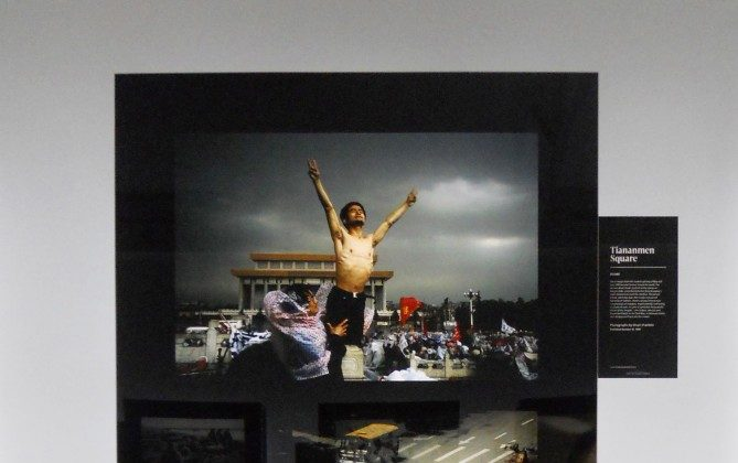 Tiananmen Square, Stuart Franklin, 1989. (Jane Gray/The Epoch Times)