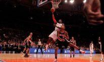 Asbestos in Madison Square Garden Postpones Knicks Game