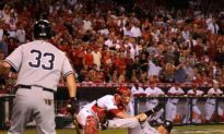 Angels Beat Yankees 7—6 in Wild One