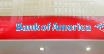 Bank of America will finally be out of the public's scornful eye. (Mario Tama/Getty Images)