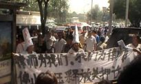 Protest Against Suppression of Human Rights Lawyers