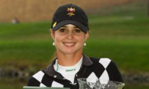 Beatriz Recari of Spain Wins Her First LPGA Tour