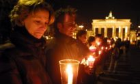A Day of Peace at the Brandenburger Tor