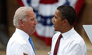 Obama Picks Biden as Running Mate