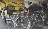 NYU's Bike Share Program Finally in Gear