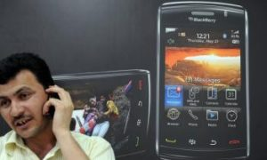 BlackBerry Ban Averted in India, For Now
