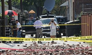 5.4 Earthquake Strikes Los Angeles