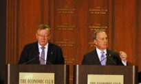 Mayor Bloomberg Outlines Plans to Strengthen NYC Economy