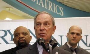 Bloomberg Urges Support for Obama's Health Care Reform