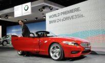 German Luxury Autos Exceed Lexus Sales in the US