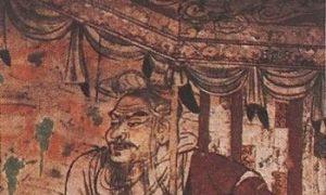 Chinese Painting of the Week—Visit of the Bodhisattva Manjusri to Vimalakirti