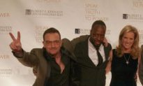 Bono, Wyclef Jean Receive RFK Humanitarian Award