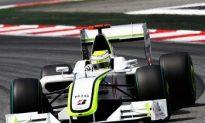 Button Wins Fourth, Brawn 1—2 in Spanish Formula One Grand Prix