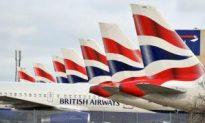 British Airways Apologizes For Bin Laden Photo