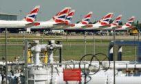 Emergency Landing by British Airways Plane at Heathrow