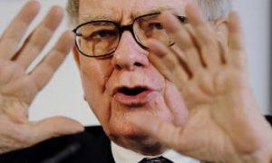 Warren Buffett, Berkshire Suffers Worst Year Ever in 2008