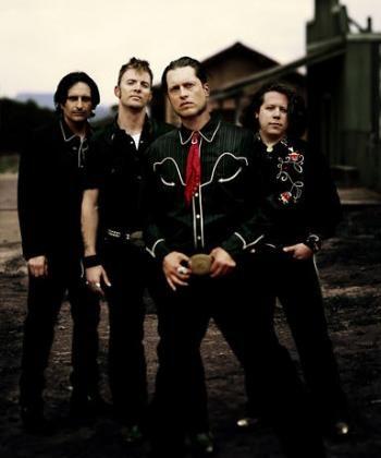 Los Angeles based country roots quartet Speedbuggy. (Courtesy of Speedbuggy)