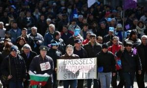 Financial Crisis Sparks Unrest in Europe