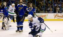 Stanley Cup Playoffs Head Into Round Two