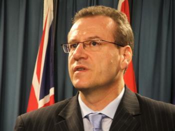 Canadian Member of Parliament Borys Wrzesnewskyj (The Epoch Times)