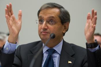 Citigroup CEO Vikram Pandit (Saul Loeb/AFP/Getty Images)