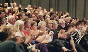 First Canberra Show Brings Full House, Diverse Crowd