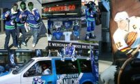 City of Vancouver Gets Canucks Fever