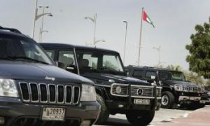 Dubai Traders Sell Luxury Cars to Make up Market Losses