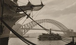 Cazneaux: The First Australian Artist In Photography