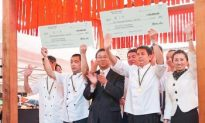 International Chinese Culinary Competition Concludes