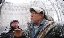 Chernobyl Veterans Keep Up Hunger Strike for Pensions