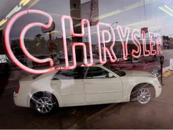 Supreme Court Delays Chrysler Sale, Bankruptcy Exit