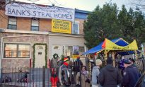 'Unprecedented' Occupation of Home Also Illegal