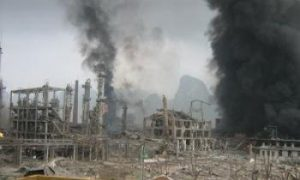 16 Dead in Chemical Plant Explosion in Guangxi Province
