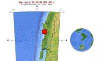 Chile Earthquake: 7.1 Magnitude Earthquake Hits Chile Coast