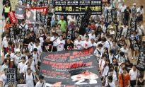Commemorating Tiananmen Victims, Hong Kong Rallies Against Political Oppression