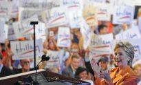 Clinton Supporters Form Rift at DNC