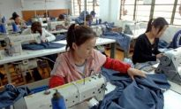Chinese Apparel Industry Blindsided by Higher Costs