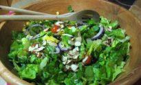 Blue Cheese Cob Salad