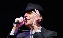 Leonard Cohen Leaves Vancouver Audience Spellbound