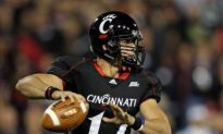 Rutgers Pummeled 69—38 by Cincinnati