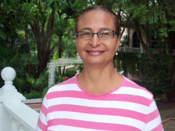 Angela Bueno Rodriguez&#8212Cartagena, Colombia (The Epoch Times)