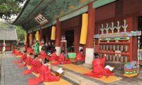 South Korea Celebrates the 2560th Anniversary of Confucius' Birthday