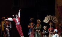 NYC Arts Picks: 'Le Corsaire' Ballet, Nautical Folk Art, and More