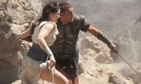 'Clash of the Titans' Top Film in the Country