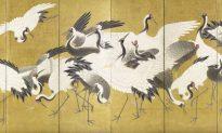 Enter an 'Imaginary Aviary,' Japanese Style